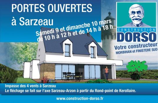 Portes ouvertes à Sarzeau